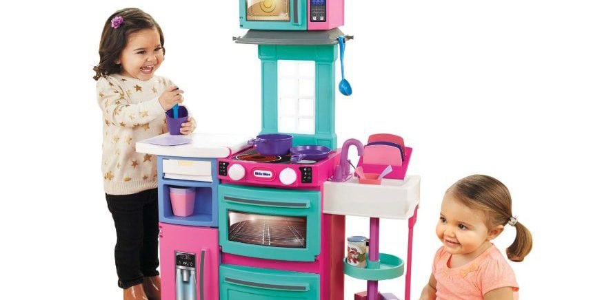 7 Ultimate Toy Kitchen Sets For 2 To Year Olds