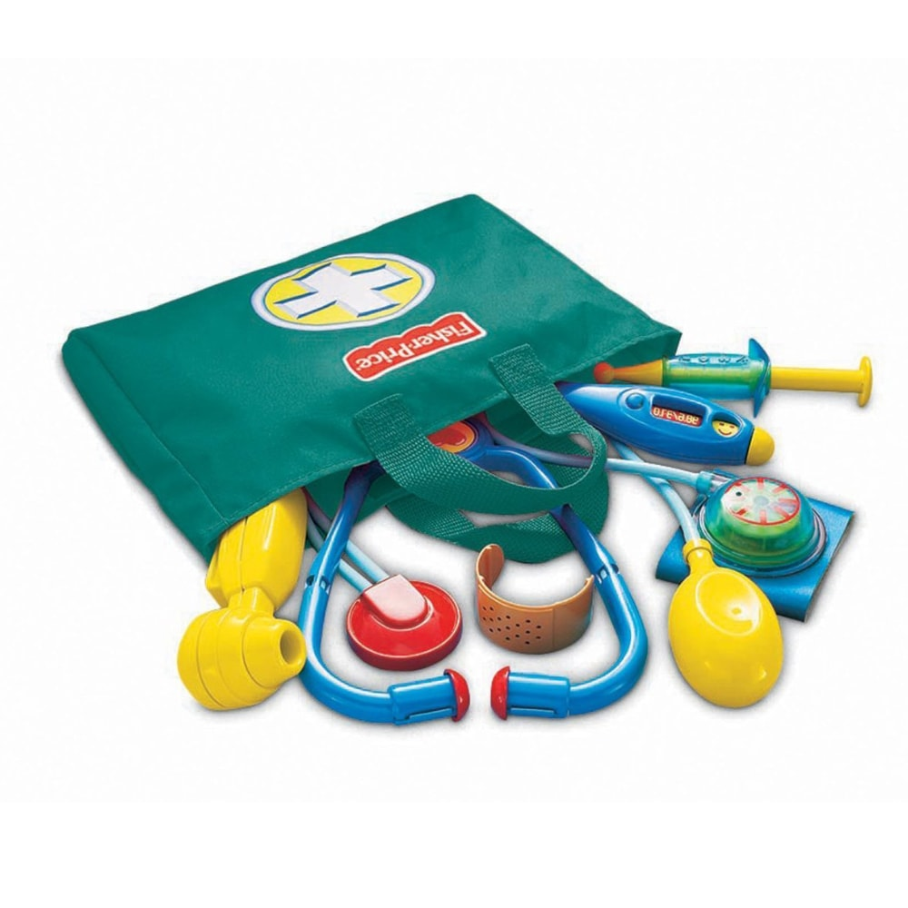 Best Pretend Play Toys For Kids : Fisher price doctor kit top pretend play toy toytico