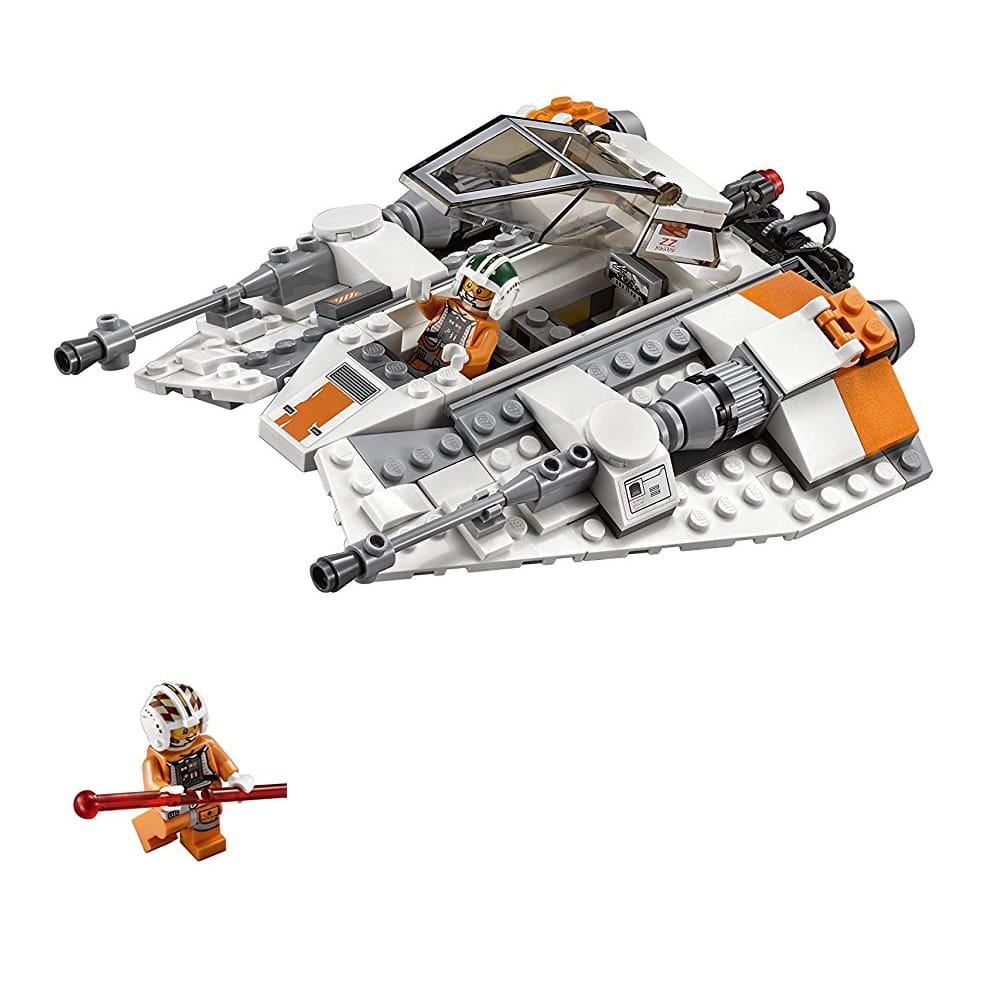 Lego Star Wars Assault On Hoth Toytico