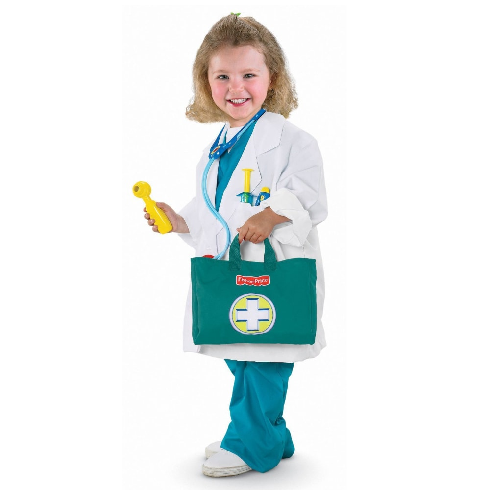 Ride On Cars For Kids >> Fisher-Price Doctor Kit - Top Pretend Play Toy - ToyTico