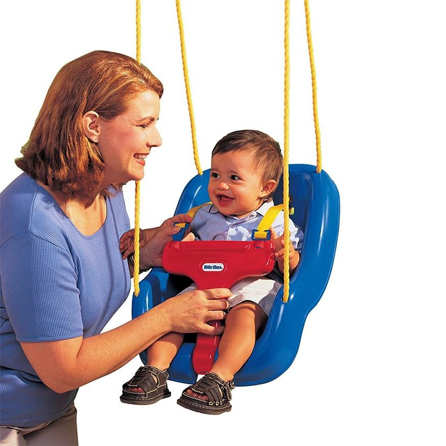 Little Tikes Snug Secure Swing
