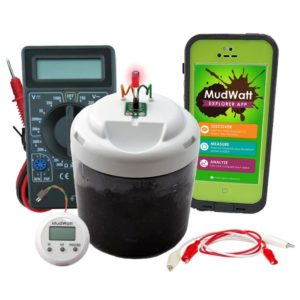 MudWatt Clean Energy from Mud