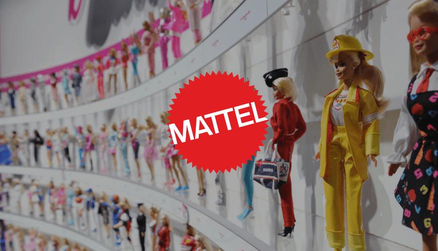 Mattel Toy Brand