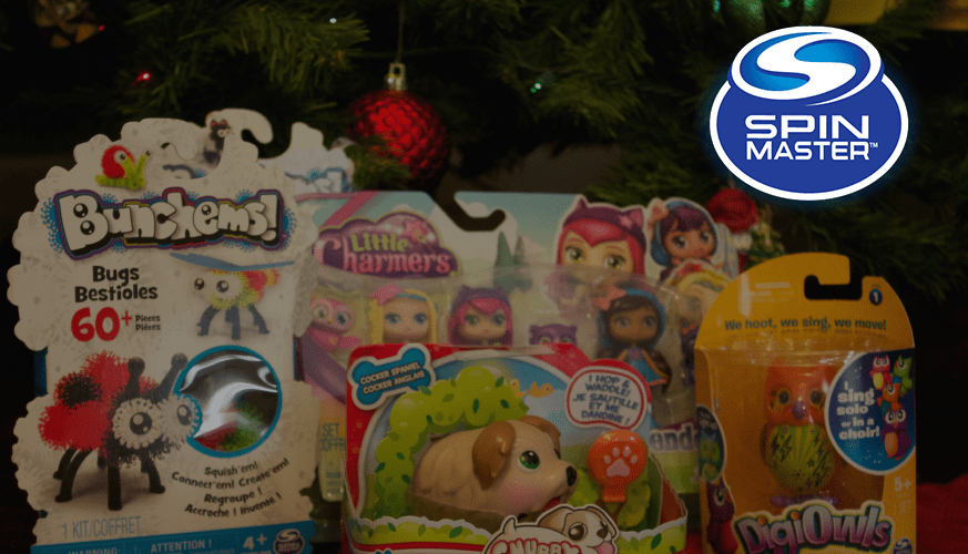Spin Master Toy Brand