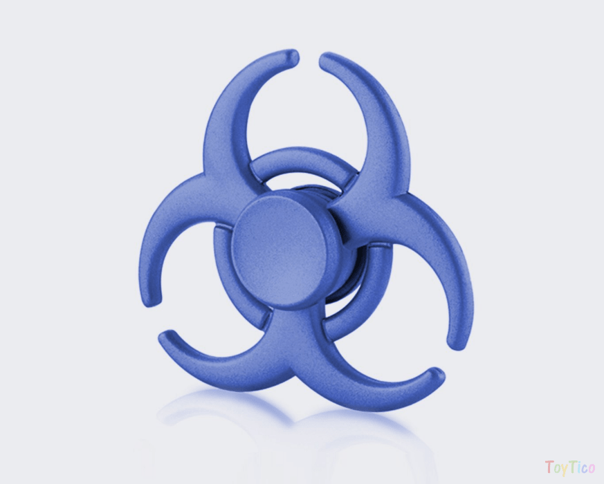 2017 COEO Durable Metal Hand Spinner