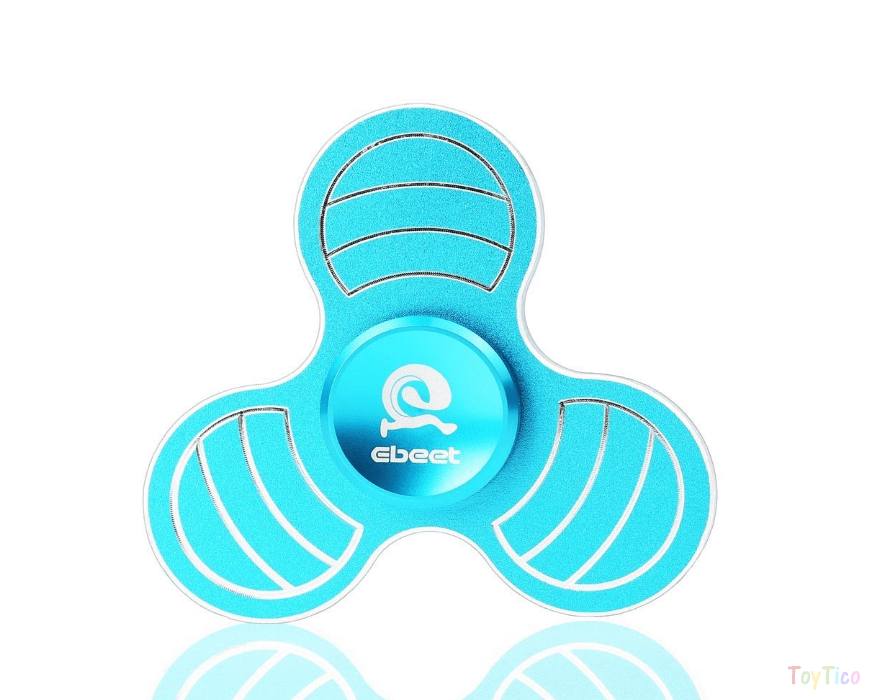 Ebeat Tri-Spinner Fidget Toy
