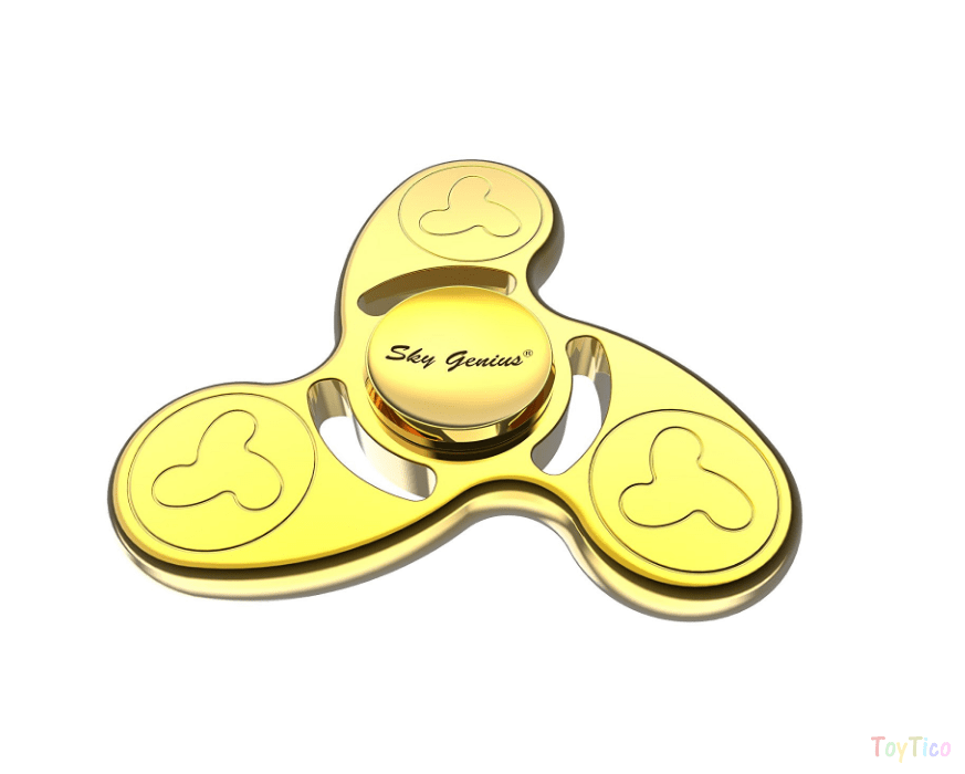 High quality Metal Tri Spinner