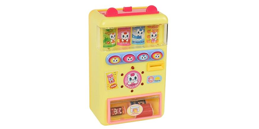 Mallya Talking Beverage Vendor Machine Toy