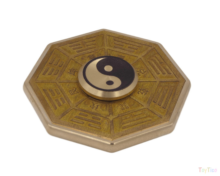 VALTCAN YING-YANG I-Ching Spinner Fidget