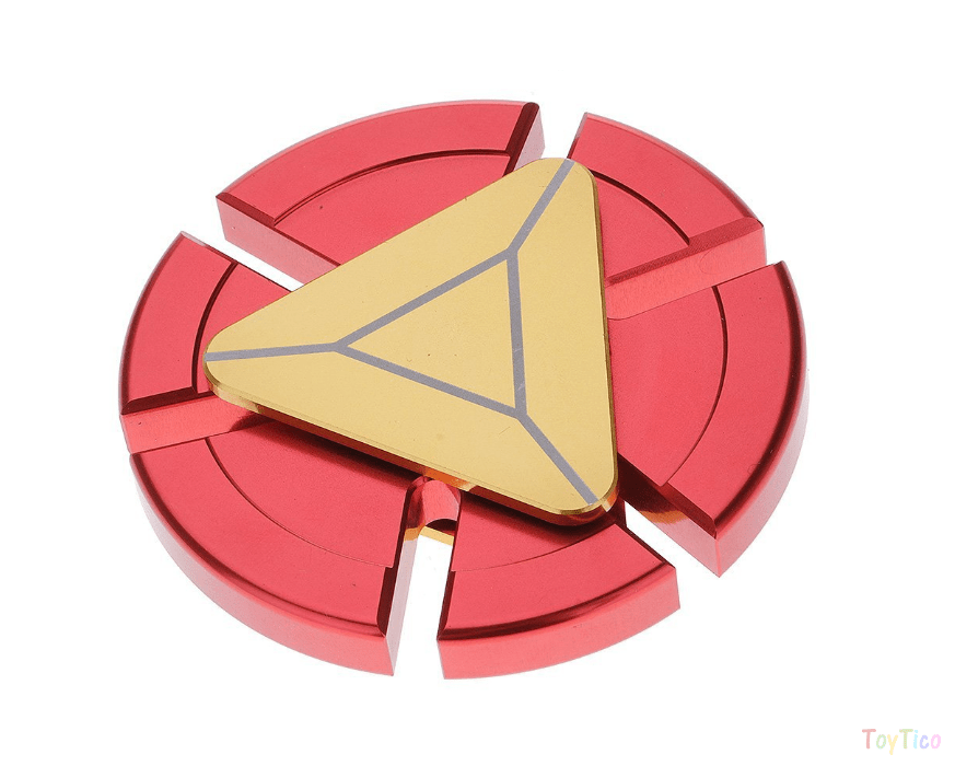 VANKER-Film-Alloy-Round-Triangle-Spinner-Fidget