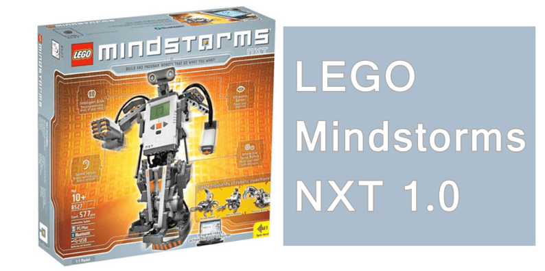LEGO Mindstorms NXT 1.0 Review