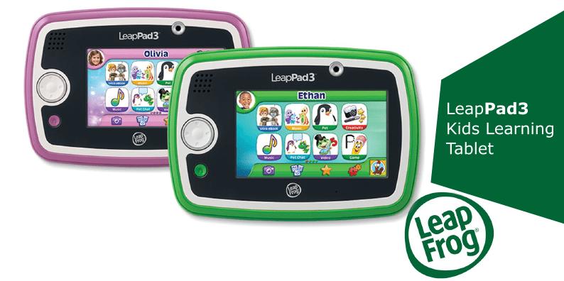 LeapFrog LeapPad 3 tablet