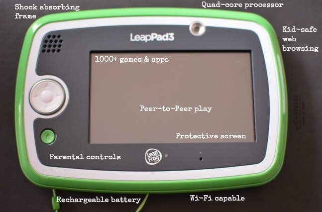 LeapPad3 Design and Features