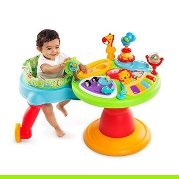3-in-1 Activity Station