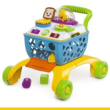 Bright Starts baby walker