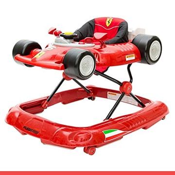 Combi Ferrari F1 Baby Walker Red