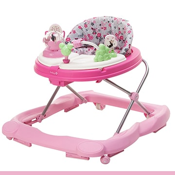 Disney Minnie Music and Lights Baby Walker