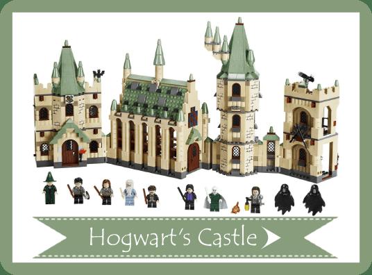Hogwart's Castle 4842 Lego