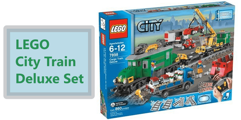 LEGO City Train Deluxe