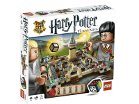 LEGO Games 3862: Harry Potter Hogwarts Box