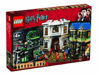 LEGO Harry Potter Diagon Alley 10217 Box
