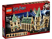 LEGO Harry Potter Hogwart's Castle 4842