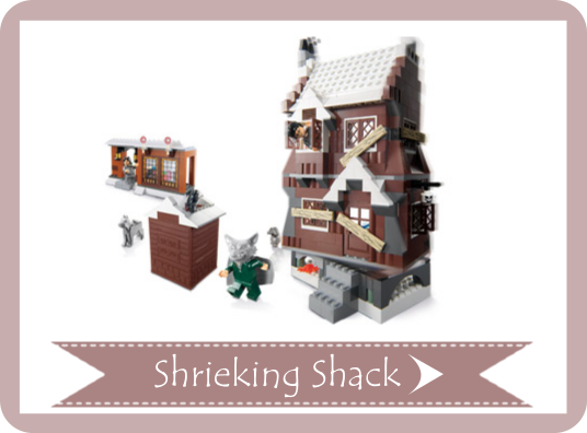 Lego Harry Potter Shrieking Shack