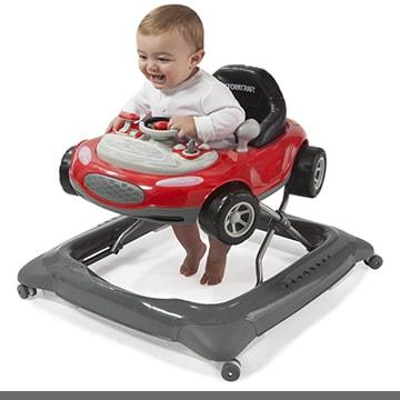 Mini Speedster Activity Walker