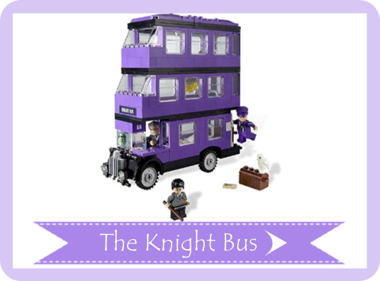 The Knight Bus 4866 Lego