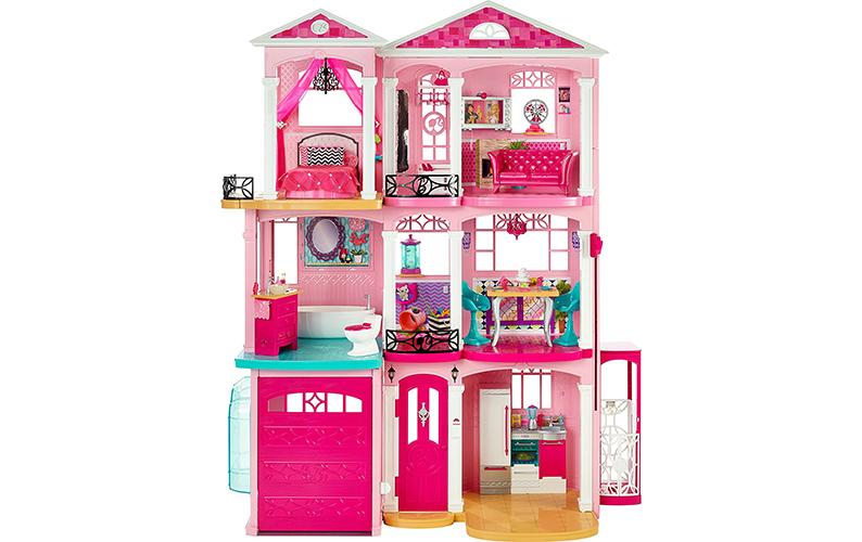 Barbie Dreamhouse christmas toy