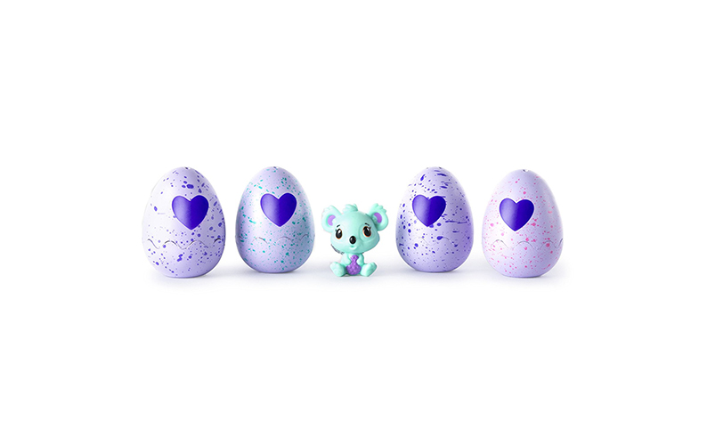 Hatchimals CollEGGtibles 4-Pack Styles Colors