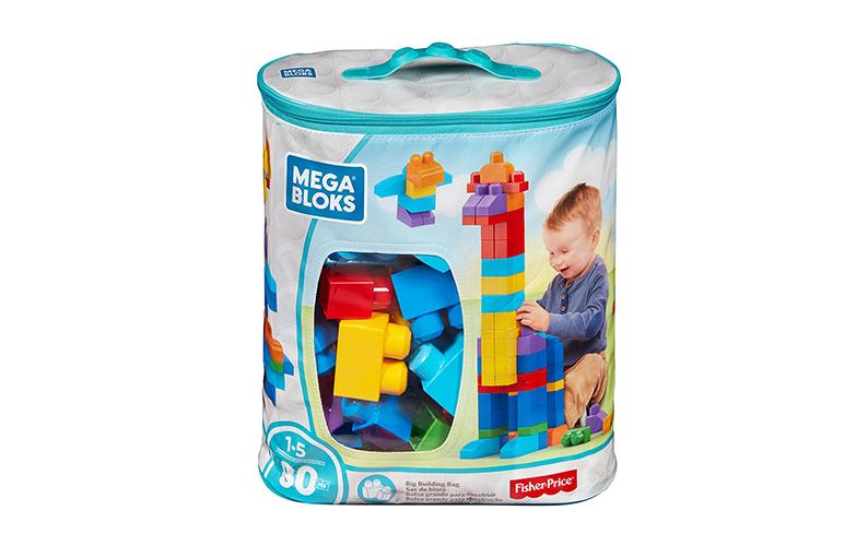 Mega Bloks 80 Piece Building Classic Christmas toy
