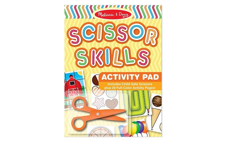 Melissa & Doug Scissor Skills Activity Book