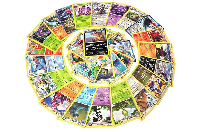 25 Rare Pokemon Cards