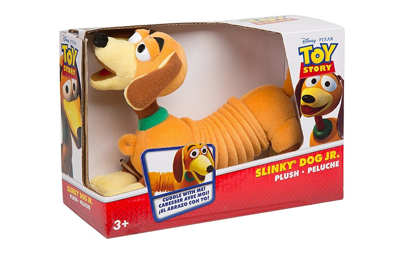 Disney Pixar Toy Story Slinky Dog Jr Plush