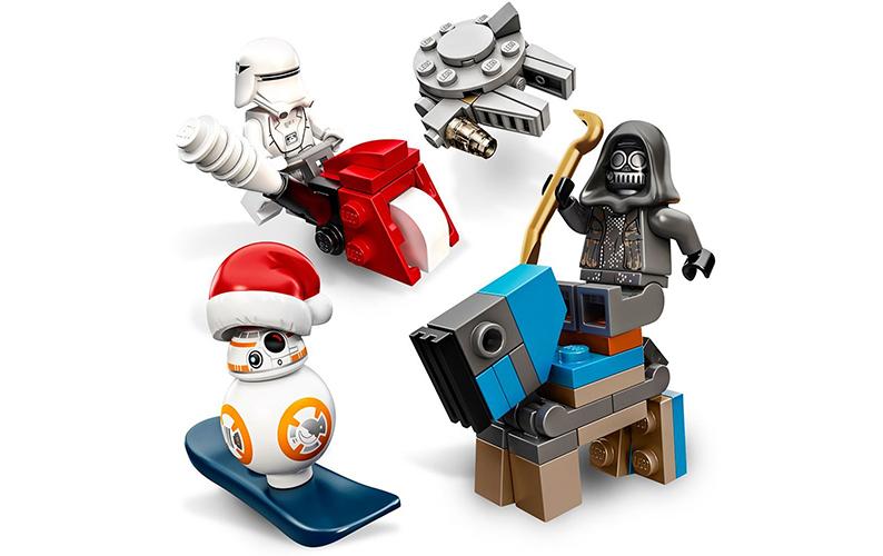LEGO Advent Calendar 75184 Building