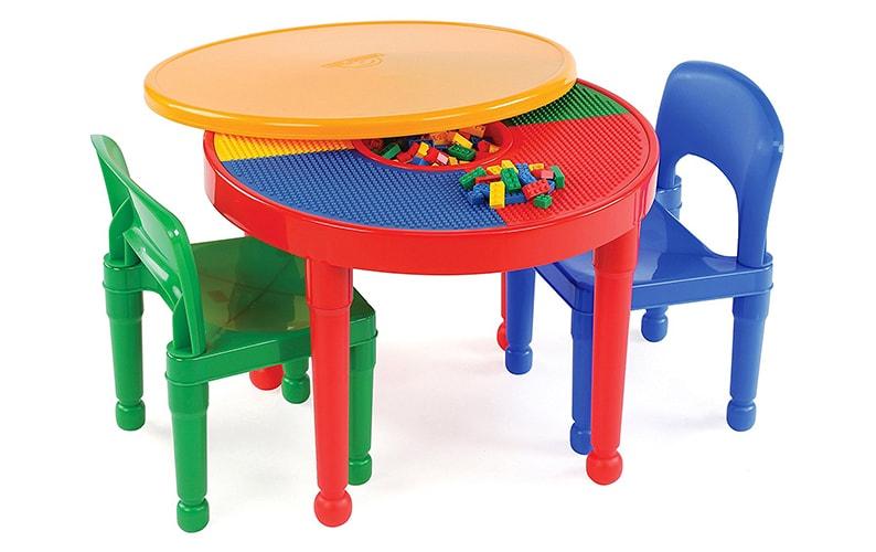 Tot Tutors Kids 2-in-1 Plastic LEGO