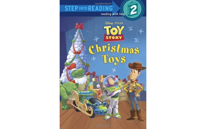 Christmas Toys Disney Toy Story