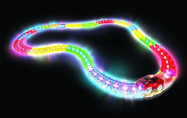 Mindscope LED Laser Twister Tracks
