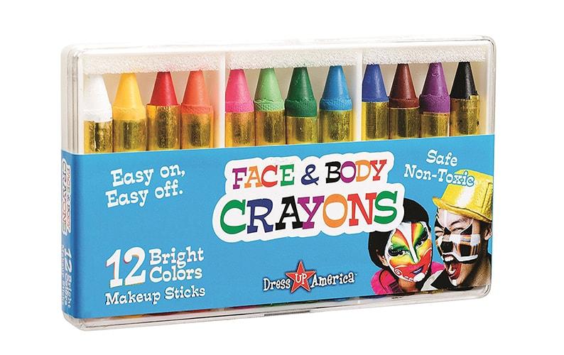 Dress Up America 12 Color Face Paint