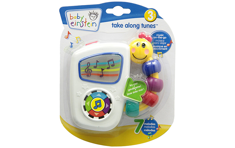 Baby Einstein Along Tunes Musical Toy for Christmas