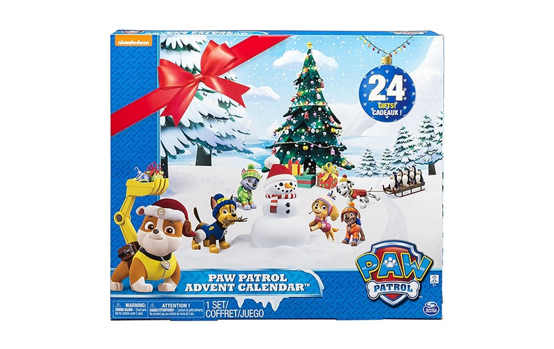 Paw Patrol Look-Out-Advent Calendar Pretend-Play-Toy