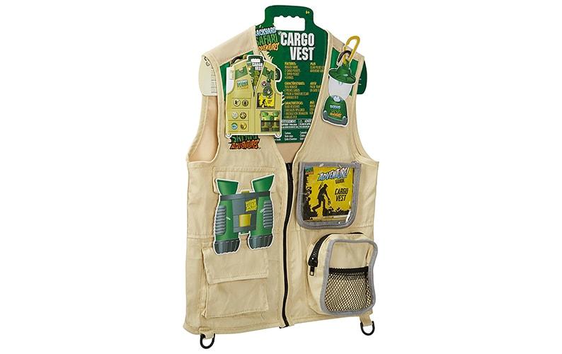 Backyard Safari Cargo Vest