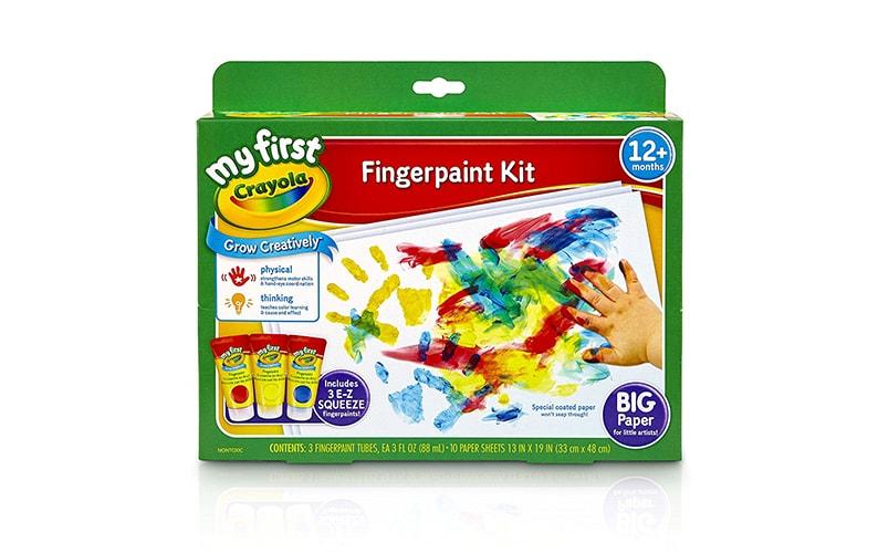 Crayola My First Fingerpaint Kit