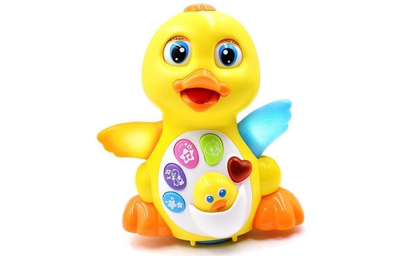 TOYK kids toys Musical Duck