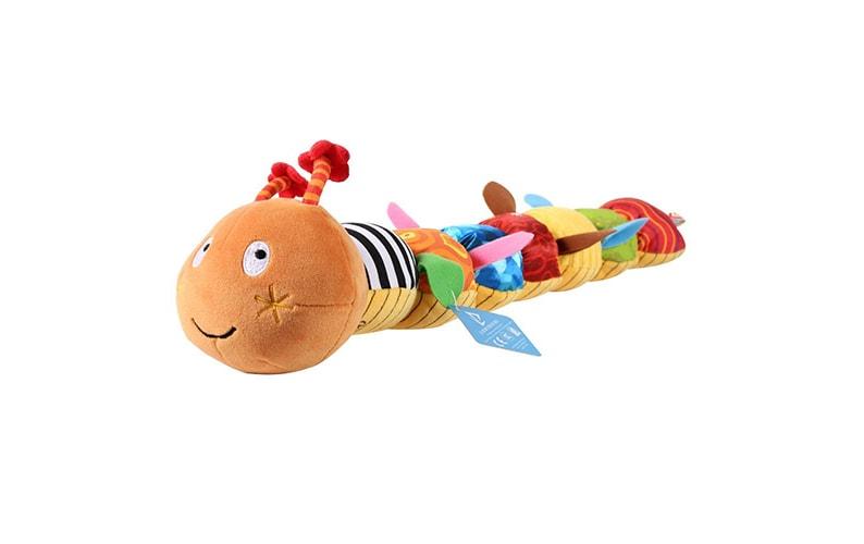 LIGHTDESIRE Musical Caterpillar Christmas Toy