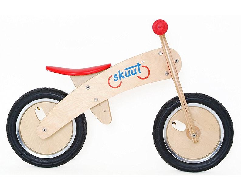 Diggin Skuut Wooden Balance Bike