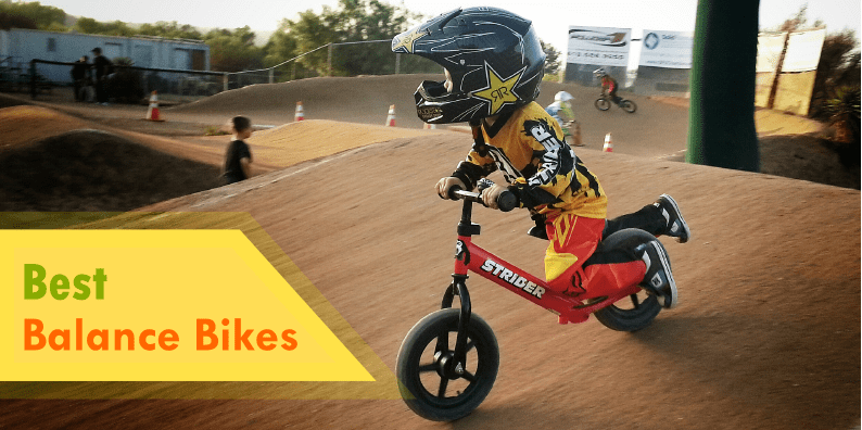 Best balance bikes 2017
