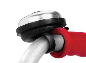 Radio Flyer balance bike-ringing bell
