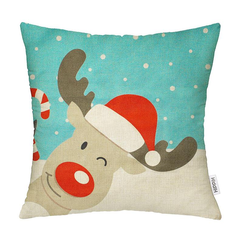 Christmas Decorative Throw Pillow